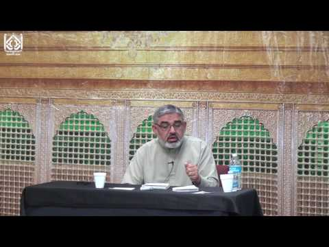 Zavia - Comparative Analysis of Current Affairs Q&A by Maulana Syed Ali Murtaza Zaidi IEC Houston Urdu