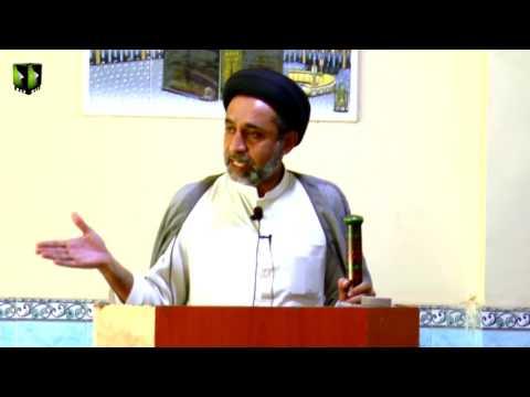 [ Friday Sermon ] 11 August 2017 | H.I Haider Naqvi - Masjid Khoja Asna Ashari Karachi - Urdu