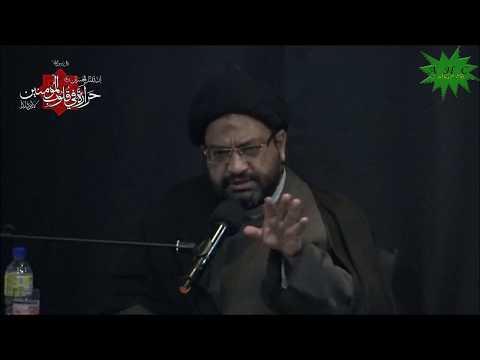[07] Karbala Mareka-e-Haq Aur Batil | Eve 7th Muharram 1439 | Moulana Syed Taqi Raza Abedi