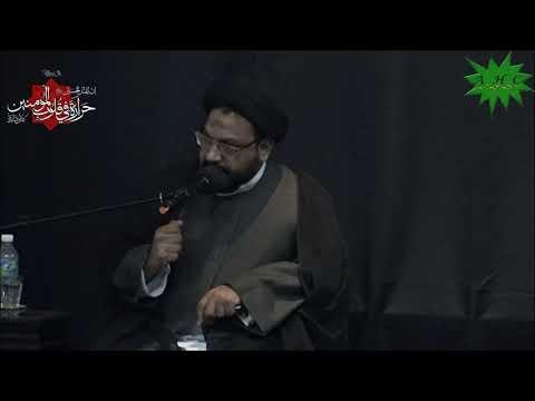 [10] Karbala Mareka-e-Haq Aur Batil | Eve 10th Muharram 1439 | Moulana Syed Taqi Raza Abedi