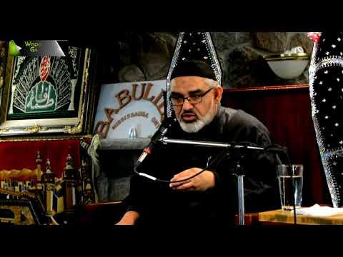 [7] Topic: قرآن اور آئمہ کی 250  سالہ زندگی سے تمسک | H.I Ali Murtaza Zaidi - Urdu