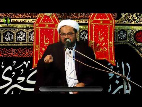 [Majlis-1] Khitaab: H.I Muhammad Raza Dawoodani | 1439/2017 - Urdu