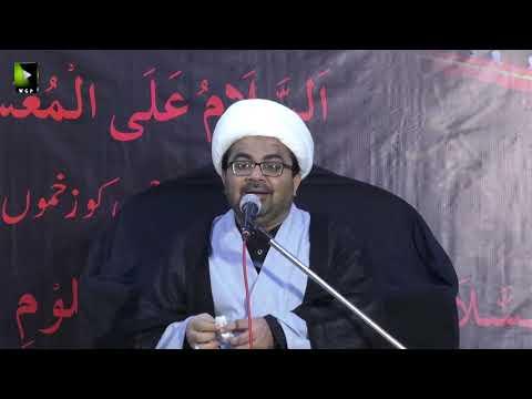 [2] Topic: عباد الرحمن  | H.I Muhammad Raza Dawoodani | Safar 1440 - Urdu