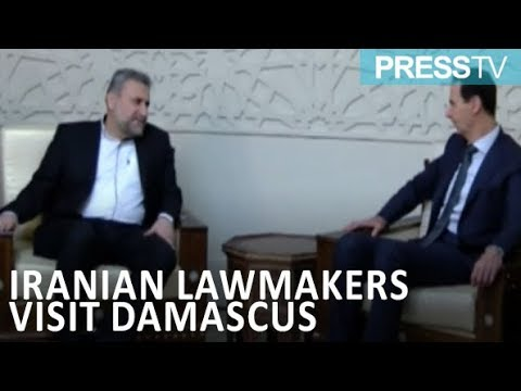[15 January 2019] Iranian lawmakers visit the Syrian capital, Damascus - English