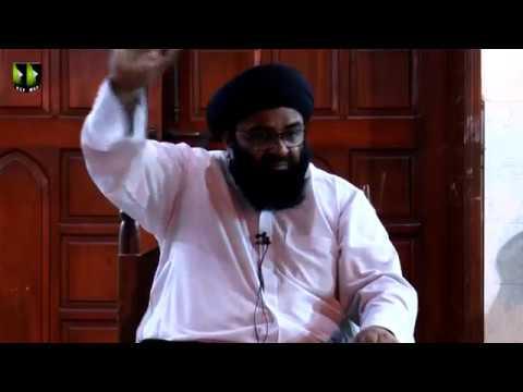 [2] Topic: Falsafa-e-Ghaibat - فلسفۂ غیبت | H.I Kazim Abbas Naqvi - Urdu