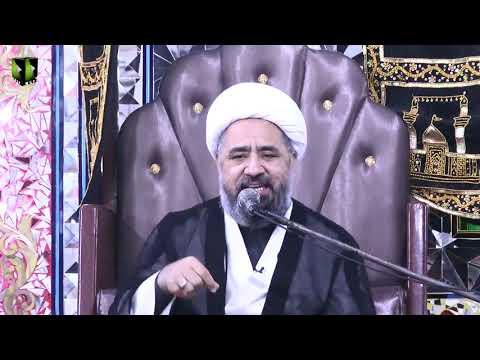 [05] Topic: Wilayat e Ahlebait (as)   H.I Muhammad Amin Shaheedi   Muharram 1441/2019 - Urdu