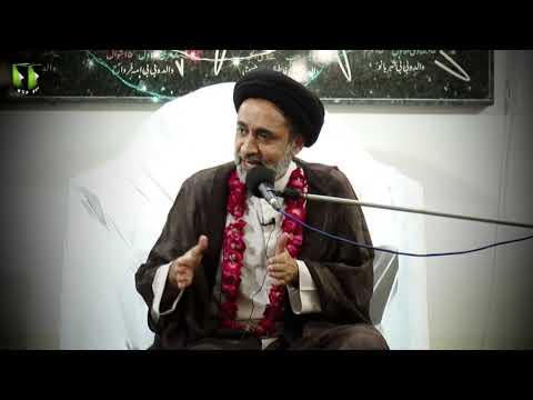 [Clip] Ishq e Rasool (saww) kay Haqeqi Taqazay | H.I Muhammad Haider Naqvi - Urdu
