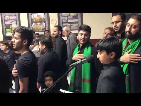 [Noha] Goonj Rahi hai ye sada ya Hussain   Alamdar Moosavi   Husainayh Passmore Toronto - Urdu