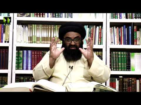[7 Last] Tafsir Surah Munafiqoon Or Munafiq Ke Pehchan | H.I Kazim Abbas Naqvi | Mah-e-Ramzaan 1441 - Urdu