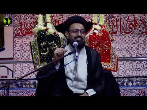 [3] Dard -e- Imam -e- Zamana (atfs)   H.I Sadiq Raza Taqvi   Safar 1442/2020   Urdu