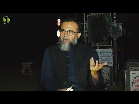 Tajdeed -e- Ahad -e- Wafa   Moulana Ali Naqi Hashmi   07 November 2020   Urdu