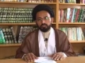Sharh Dua for the Month of Rajab after Every Namaz - Part 1  - H.I. Sadiq Taqvi - Urdu