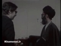 Never seen such behaviour with hostages- Rehber visiting captives- farsi