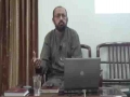 [Lecture] - H.I. Sadiq Raza Taqvi | Topic : Resource Management - Urdu